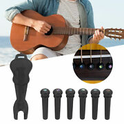Guitar Bridge Pin Pegs Puller For Acoustic Guitar Stringed Instrument Accessory