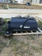 Bobcat Bucket Sweeper Attachment 60andrdquo With Gutter Sweeper