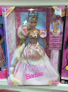 🔥priced To Sell🔥 1997 Rapunzel Barbie Brothers Grimm 17646 Nrfb