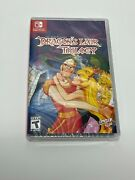 Dragon's Lair Trilogy - Nintendo Switch - Limited Run Games - New