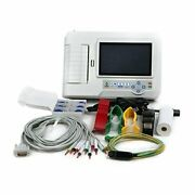 7andrdquo Color Lcd Display Portable Digital 6 Channel Monitor Machine Software Touch