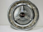 Vintage 14 Chevrolet Chevy Ss Impala Spinner Hubcaps Wheel Covers