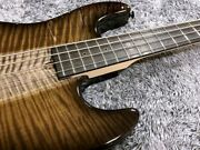 Bacchus Woodline417ac-hollow Blk-bs Outlet Limited Edition Made In Japan