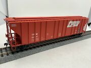 Exactrail Ho Toledo Peoria And Western Evans 4780 Covered Hopper Tpw 18247
