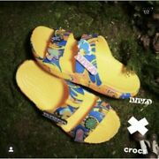 Diplo X Crocs Sandals Mens 9/womens 11 Sealed + Brand New In Hand + Free Ship