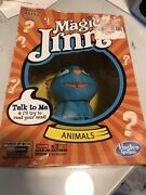 Magic Jinn Talking Animal Mind Reading Game For Ages 6 And Up Package Damaged