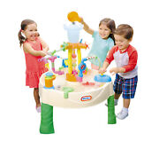 Little Tikes Fountain Factory Water Table Accessories Kids Garden Outdoor Toy