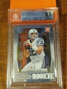 Andrew Luck 2012 Panini Prizm Sp Rookie Card Rc 203 Bgs 8.5