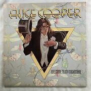 Alice Cooper Welcome To My Nightmare Sd 18130 Lp
