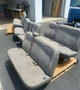 2017 Chevy Express Extended Passenger Van Seats Only