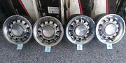 1968 1969 Ford Mustang Torino Gt Chrome Styled Steel Wheels