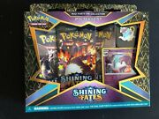 2021 Pokemon Tcg Shining Fates Mad Party Pin Collection Polteageist New Sealed