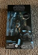 Star Wars Black Series Shadow Storm Trooper 6andrdquo Game Stop The Force Unleashed
