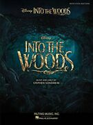 Into The Woods Vocal Selections From The Disney Movie Book The Fast Free