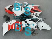 White Glossy Abs Fairing With Tank Cover Fit Honda Vfr800 2002-2012 19 A1