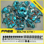 Airbrushed Fairings Bodywork Complete For Gsx-r1300 Hayabusa 1997-2007 105