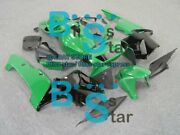 Green Glossy Injection Fairing For Honda Cbr600rr 2005-2006 88 A1