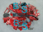 Red Gsxr1300 Fairing With Tank Seat Fit Gsx-r1300 00 01 02 03 97-07 16 A1