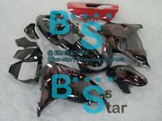 Red Flames Injection Fairing Kit Set Fit Tl1000r 1998-2003 33 A1