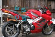 Red Glossy Abs Fairing With Tank Cover Fit Honda Vfr800 2002-2012 27 A3