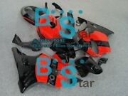 Black Injection Fairing + Tank Cover Fit Honda Cbr600f4i 05 06 2004-2007 26 A2