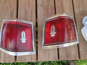 1975-1979 Cadillac Seville Tail Lights