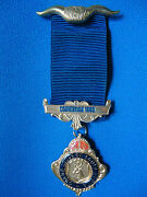 South Africa African Masonic Medal Convention 1980 Grand Lodge Named