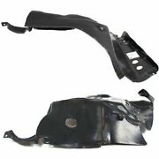 Left And Right Side Engine Splash Shield For 2001-2007 Ford Escape Set Of 2