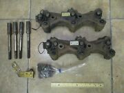 Used Jacobs 336a Engine Brake Front And Rear Missing 1 Slave Piston