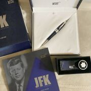 Jfk Fountain Pen Ink Set Very Good Condition Next To New From Japan