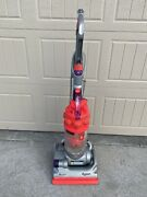 Dyson Dc14 Vacuum Cleaner Upright Red Tested Working Sold As Is