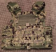 Eagle Industries Aor2 Releasable Molle Swimmer Plate Carrier Vest Small
