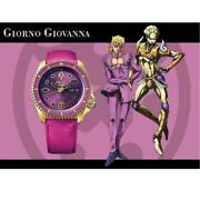 Jojoand039s Bizarre Adventure Clock Limited Quantity Of 1000 With Serial Number