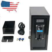 Coin Operated Timer Control Power Supply Box Electronic Machine Device Us Fda Ce