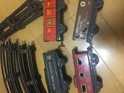 Train Made In Usa Spring Tinplate Toy Toys Retro Collection