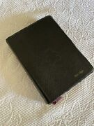 Kjv Thompson Chain Reference Bible 4th Improved Hardcover Thumb Index 1964 Lthr