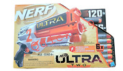 Nerf Ultra Two Motorized Blaster, With 6 Official Nerf Ultra Darts New Fast Ship