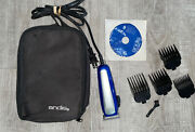 Andis Pet Dog Grooming Clippers, Case, Dvd, Cleaning Brush