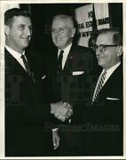 1963 Press Photo Executives Of Real Estate Board Of New Orleans Incorporated