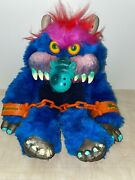 1990 Uk Release Matchbox My Pet Monster Ultra Rare Complete With Shackles