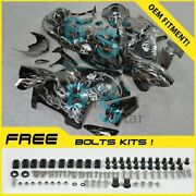Airbrushed Fairings Bodywork Complete For Gsx-r1300 Hayabusa 1997-2007 92