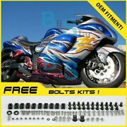 Airbrushed Fairings Bodywork Complete + Tank Cover For Gsx-r1300 08-19 57