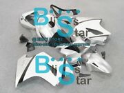 Silver Abs Fairing With Tank Cover Fit Honda Vfr800 2002-2012 18 A5