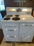 Norge Antique Electric Stove