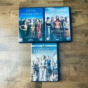 Dvd Lot Jamestown Complete Season 1, 2 And 3 From The Makers Of Downton Abbey