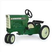 Oliver 1750 Narrow Front Pedal Tractor By Scale Models Nib