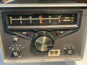 Ten Tec Model 243 Variable Frequency Oscillator Vfo/pto - Untested - As Is