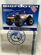 Franklin Mint Precision Models Diecast Ford Big Foot 14 Scale 124 New