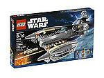 New Sealed Box Lego 8095 Star Wars General Grievous Starfighter Free Priority