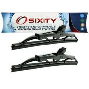 Front Windshield Wiper Blades For Plymouth Barracuda Valiant Oem Upgrade Kit Xu
